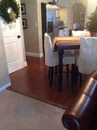 how to transition wood flooring between rooms hardwood floor transition from room to hallway