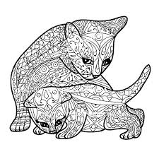 cat coloring page cat coloring book pages kitten coloring pages cat coloring book pages cat and