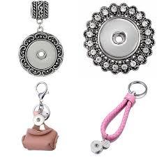 rings earrings more snaps base holders