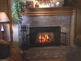 diy gas fireplace insert