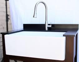 alfi brand ab510 kitchen farm sink installed farmhouse