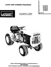 montgomery wards gilson bro 039 s tractors parts manual gil you re almost done montgomery wards gilson bro s tractors parts manual