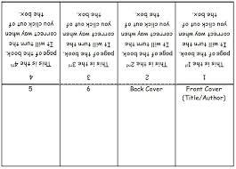Grade Book Template Microsoft Word Mini Book Template Microsoft Word Google Search 3rd