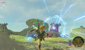 The Legend Of Zelda Breath Of The Wild Glitch Will Have You Reaching