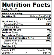 Coconut Bars Nutrition Facts Chocolate Covered Katie