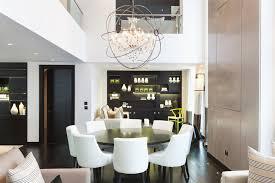 modern chandeliers dining room
