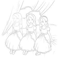 Barbie Coloring Pages Printables Barbie Colouring Pages Printable