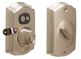 schlage electronic locks. Schlage BE367 Electronic Deadbolt And Accessories Locks H