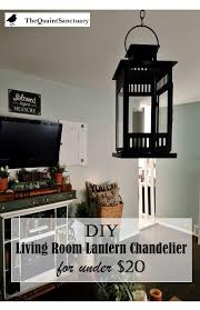 ikea offers two sizes in the lanterns ours is the larger one
