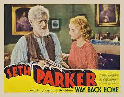 Way Back Home (1931) AKA Old Greatheart (1931) Director: William A. Seiter  (as William Seiter) Writers: Jane Murfin (stor… in 2020 | Bette davis,  Bette, Connecticut history