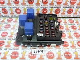 96 97 98 99 nissan maxima fuse box 2435031u00 oem image is loading 96 97 98 99 nissan maxima fuse box