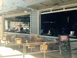 glass garage door restaurant. Patio Glass Garage Door Restaurant