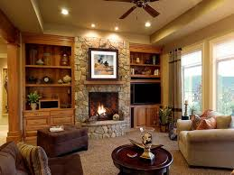 cozy living room with fireplace. Attractive Fireplace Living Room Cozy With Stone 22 Concept