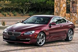 BMW Convertible bmw 6 series 2013 : 2013 BMW 6 Series - Information and photos - ZombieDrive