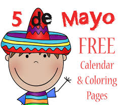 5th of may) is a significant day for mexicans across the world. Cinco De Mayo Coloring Pages For Preschool Or Kindergarten