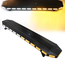 48 Inch Light Bar Le Jx Traffic Advisor Light Bar 48 Inch 16 Flash Patterns 104 Led Warning Emergency Strobe Light Bar Directional Flashing Led Safety Lights