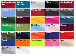 18500 Gildan Hoodie Color Chart Welcome To Choice Awards