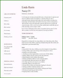 How To Word Babysitting On A Resume Spectacular Babysitter