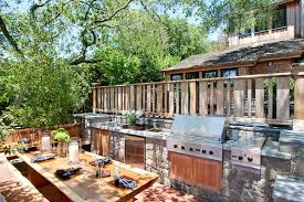 furniture patio deck grills fireplaces splashy outdoor griddle in landscape contemporary with build