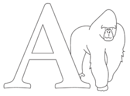 These elegant coloring pages alphabet are easy learning for kids to master the beautiful writing style of our forefathers. Free Alphabet Coloring Pages Pdf Favecrafts Com