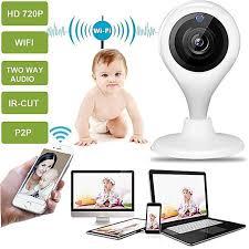 Generic 720P Wireless Network Wifi Security IR IP Camera Baby ...