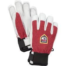 Hestra Army Leather Patrol Junior Glove Kids