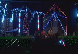 Jackson Mo Church Puts On Heartlands Only Indoor Light Show