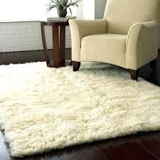 large white area rug fuzzy white area rug large size of plain decoration fuzzy carpet n