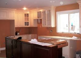 Kitchen Paint Color Ideas With White Cabinets And Wall Kitchen