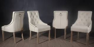 modish furniture. Dining Furniture Cream Upholstered Chairs Modish Living Throughout Idea 18