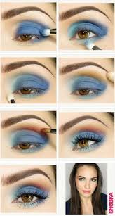 sunset styled makeup tutorial site s in polish i m not good at eye makeup