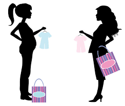 Image result for silhouette pregnant woman free clipart