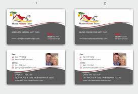Logo Design Bradenton Modern Playful Real Estate Agent Business Card Design For