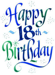 18th Birthday Quotes Inspiration Birthday Quotes Happy 48th Birthday Blue 48th Birthdaybl OMG