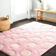 pink polka dots rug dot hand tufted multi laura ashley