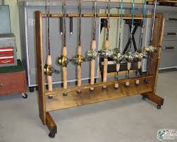 large size of soothing how to make a fishing rod rack how to make a