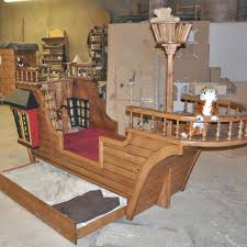 childs pirate bed let our pearl pirate ship bed help you kids dreams set sail includes childs pirate