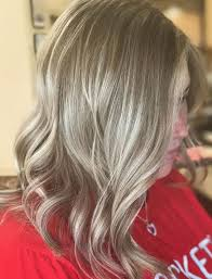 let there be light ash blonde