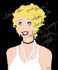 blanchedubois explore blanchedubois on contrapposto 6 0 blanche dubois by crystalbullet