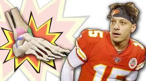 Patrick Mahomes ANKLE SPRAIN Week 1 NFL Season | Doctor ...