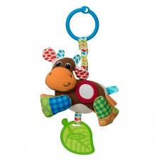 <b>Подвесная игрушка Infantino</b> Коровка (5058) — купить по ...