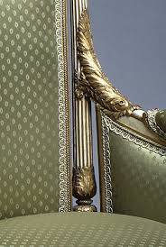 MARIE-ANTOINETTE MONOGRAMED ARMCHAIR (bergère). MARIE-ANTOINETTE BERGER ARM  SUPPORT DETAIL. Made for Ma… | Decorative chair, Artistic furniture,  Beautiful furniture