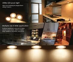 2700k Under Cabinet Lighting Dc 12v 3 Watts 2700k Warm White Dimmable Led Puck Light Downlight Spotlights Led Kitchen Lighting Kit Buy Wireless Led Puck Lights With