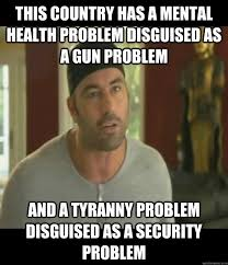 This country has a mental health problem disguised as a gun ... via Relatably.com