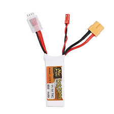 <b>ZOP Power 11.1V</b> 850mAh 70C 3S 1P Lipo Battery JST XT60 Plug ...
