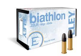 Endurance event bullet point biathlon the sprint stage rx for time: Eley Biathlon Ammunition