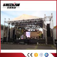 diy portable stage small stage lighting truss. China Aluminum Alloy Concert Lighting Truss System - Stage Truss, Diy Portable Small