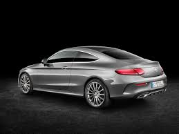 Official Photos: New Mercedes C-Class Coupe Becomes A Little 'S'