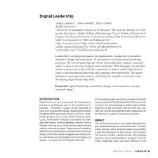 pdf digital leadership