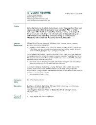 New Grad Resume Template New New Graduate Resume Template Atomichouseco